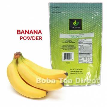 Banana Boba Tea Powder
