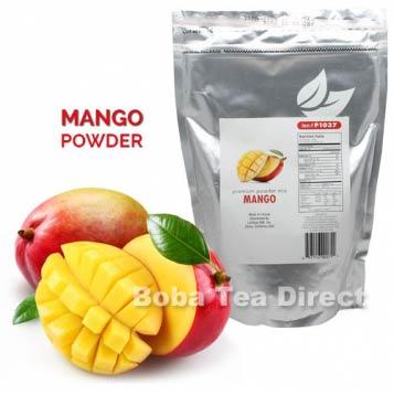 Mango Boba Tea Powder